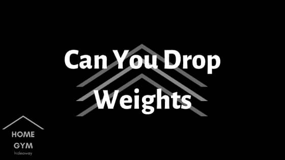 Can You Drop Weights