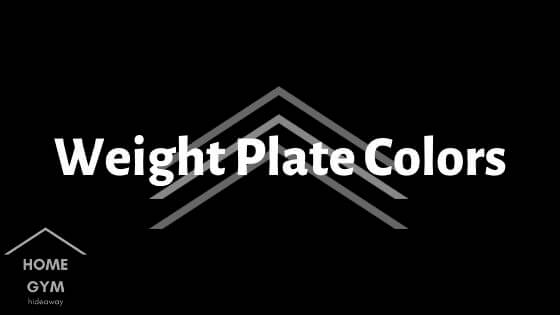 Weight Plate Colors